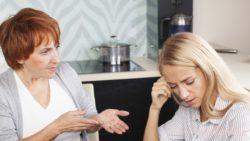 мама советует дочери