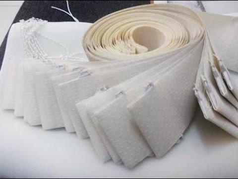 полоски из ткани