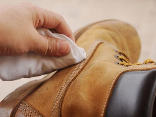 протирка обуви