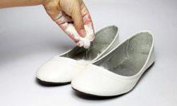 сода в обуви