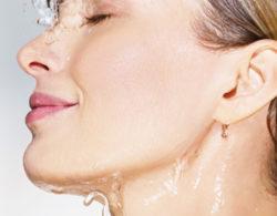 вода и кожа
